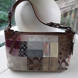 COACH WOMEN'S PURSE  A05Q-2190 SHOULDER BAG